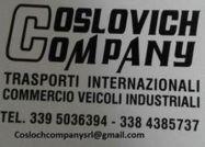 COSLOVICH COMPANY SRL