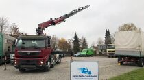 Lieu de stockage Agron Haxha Truck GmbH