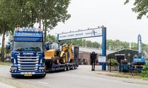 Lieu de stockage A. Schotsman & ZN Machinehandel BV