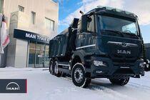 Lieu de stockage Avanti grup, oficialnyy diler MAN Truck & Bus Ukraine