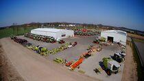 Lieu de stockage CLAAS Weser Ems GmbH