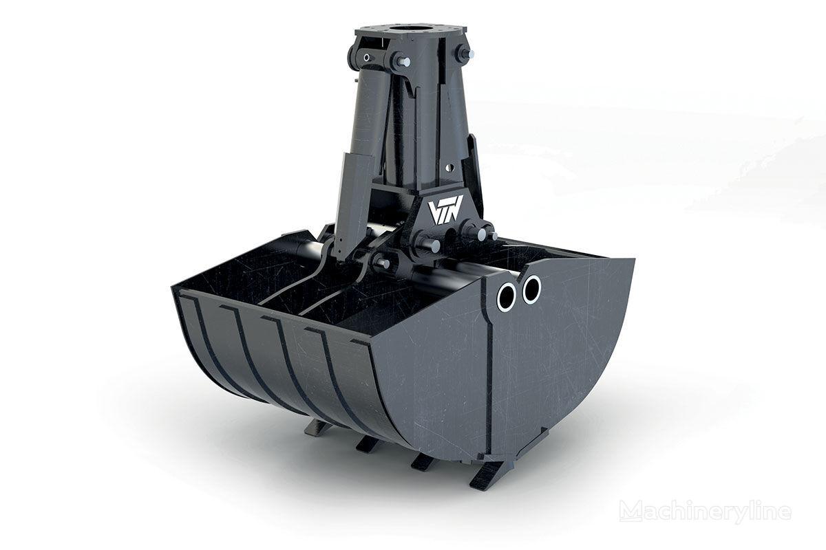 benne preneuse VTN 91EZ84 Hydraulic Digging Grab Grapple 2450L neuve
