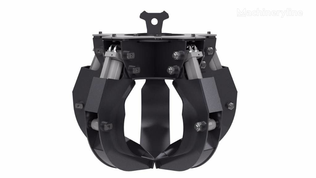benne preneuse VTN 92EC300 Hydraulic Polyp Grab for scrap metal 450KG neuve
