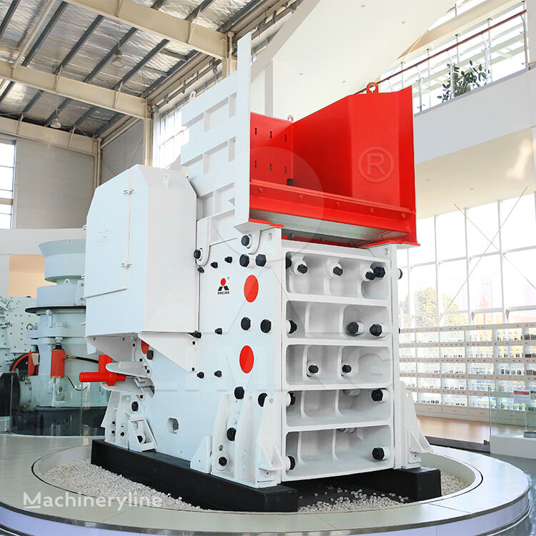 concasseur à mâchoires Liming China C6X Primary Jaw Crusher With 160 to 1500TPH neuf