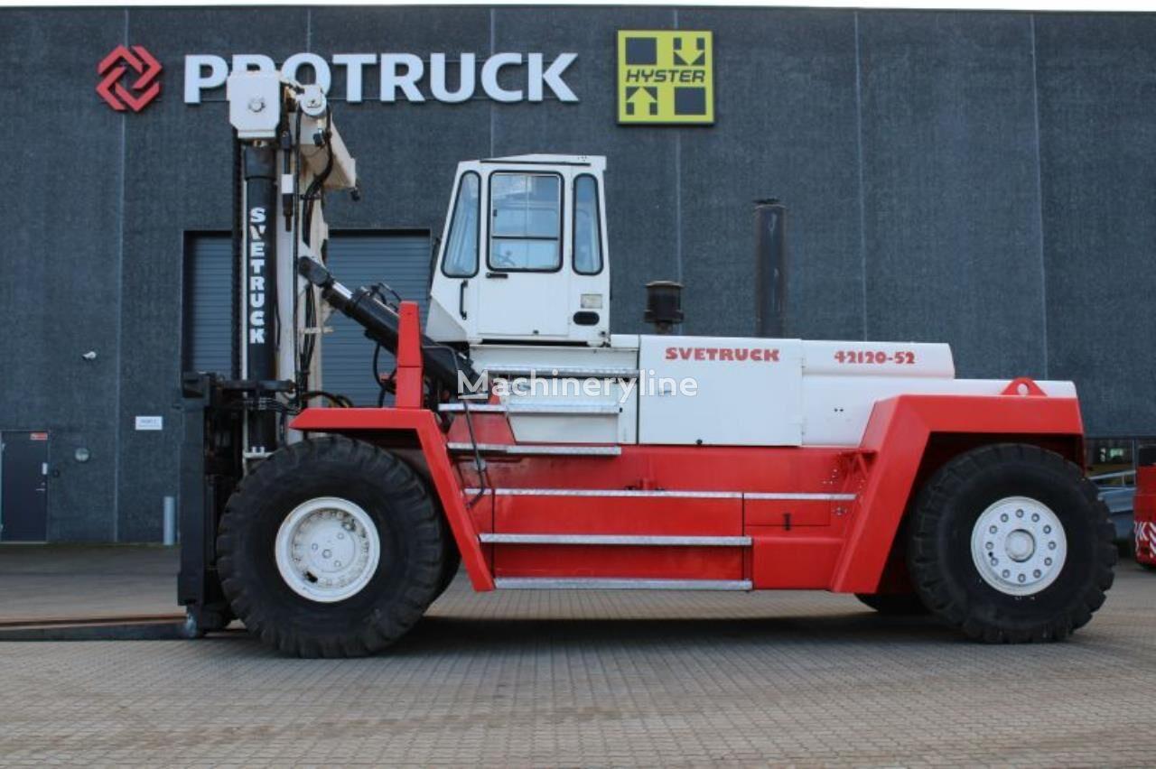 chariot porte-conteneur SVETRUCK 42120-54