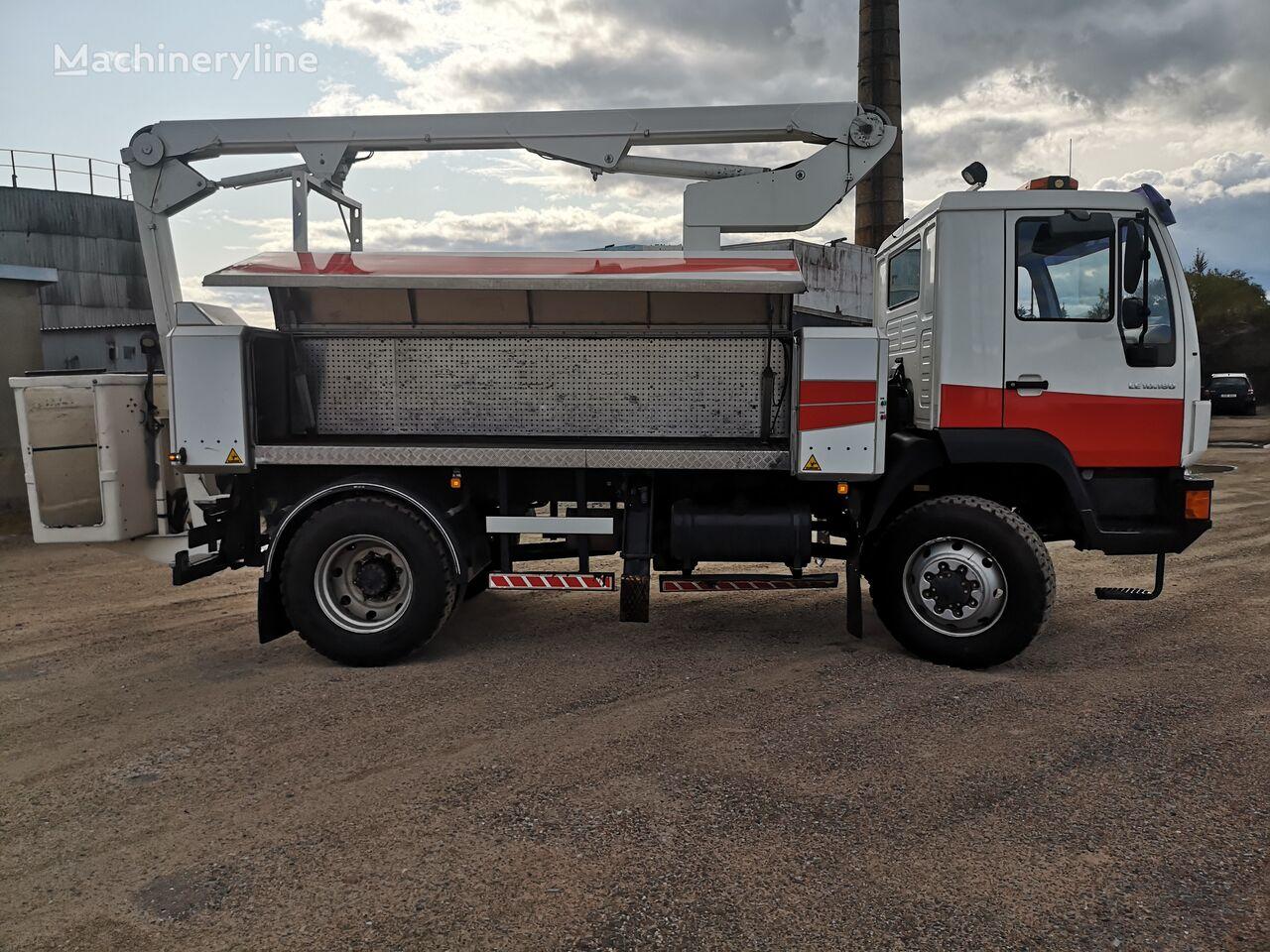 camion nacelle MAN LE 10.180, 4x4 LIFT
