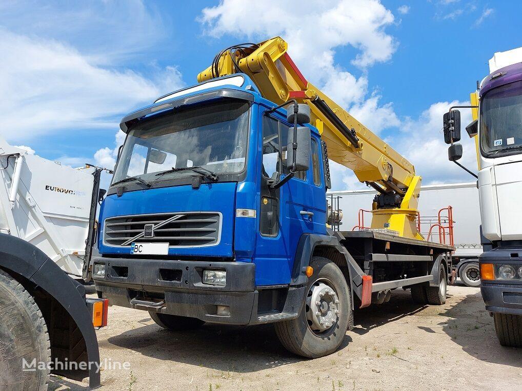 camion nacelle VOLVO FL6 vishka 2005 rv VM 26 26m. 365 kg Svizha!