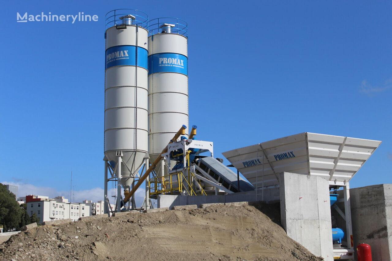 centrale à béton PROMAX Mobile Concrete Batching Plant  M100 TWN neuve