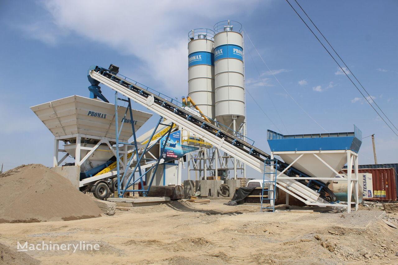centrale à béton PROMAX Mobile Concrete Batching Plant PROMAX M100-TWN (100m3/h) neuve