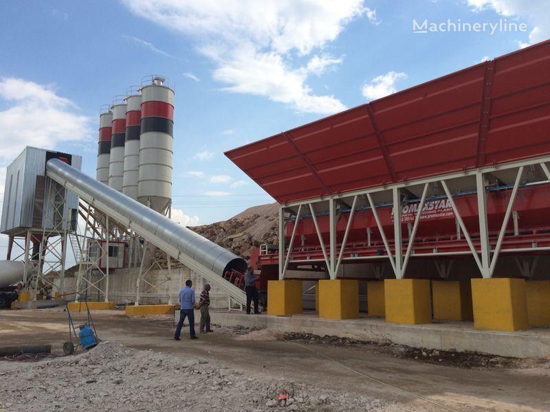 centrale à béton PROMAX  STATIONARY Concrete Batching Plant S160-TWN (160m3/h) neuve