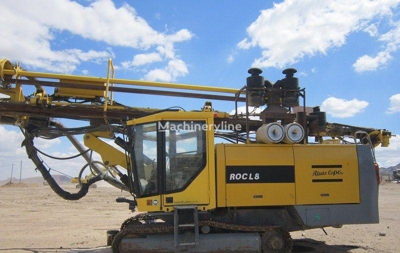 machine de forage Atlas Copco Roc d7