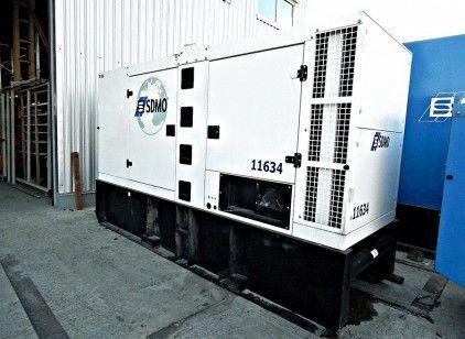 générateur diesel SDMO R165