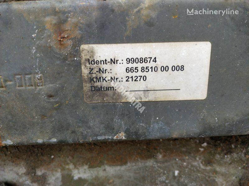 capot LIEBHERR CAPOT MOTEUR pour excavateur LIEBHERR A904