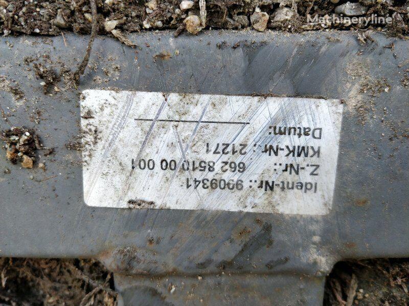 capot LIEBHERR CAPOT MOTEUR pour excavateur LIEBHERR A900BLI