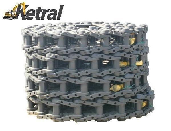 chaîne de chenille pour excavateur KOMATSU PC210-7 neuve