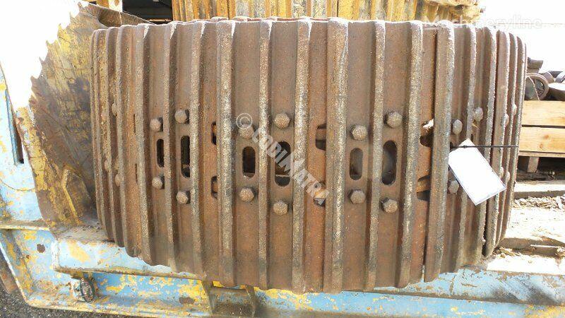 chenille en acier CATERPILLAR Train de chaine tuile 600mm pour excavateur CATERPILLAR 330DL