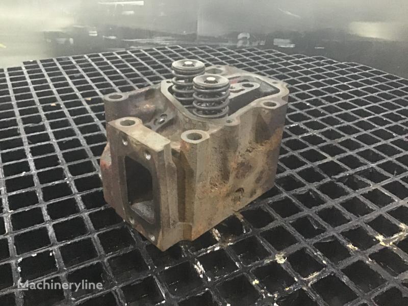 culasse LIEBHERR Cylinder Head (9269917) pour chargeuse sur pneus LIEBHERR D904NA/D904T/D904TB/D906T/D906TB/D906TI/D914T/D914TI/D916T/D916TI/D926TI