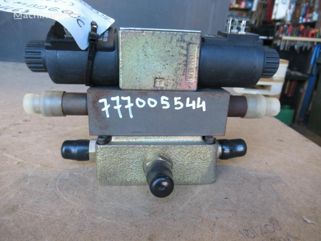 distributeur hydraulique (L5111B201000000) pour excavateur HITACHI ZX210LC-3
