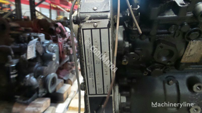moteur CASE Moteur thermique pour excavateur CASE 1088