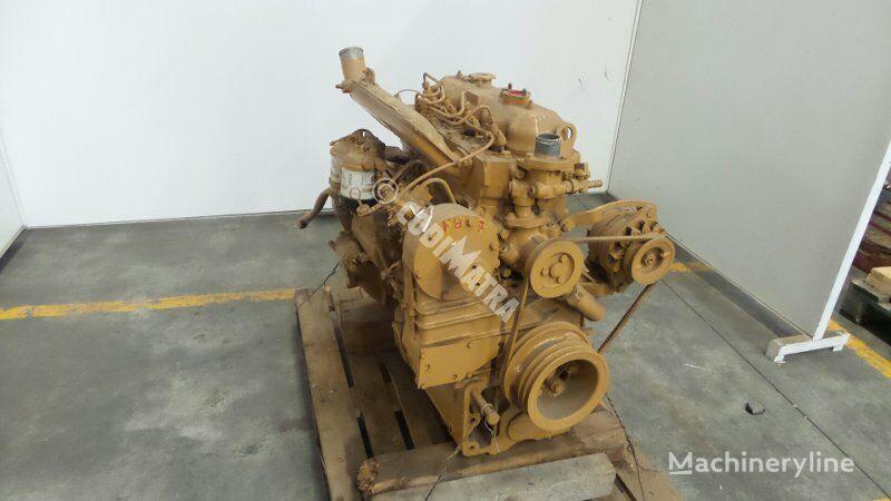 moteur FIAT Moteur thermique 8045 pour tractopelle FIAT ALLIS FB7