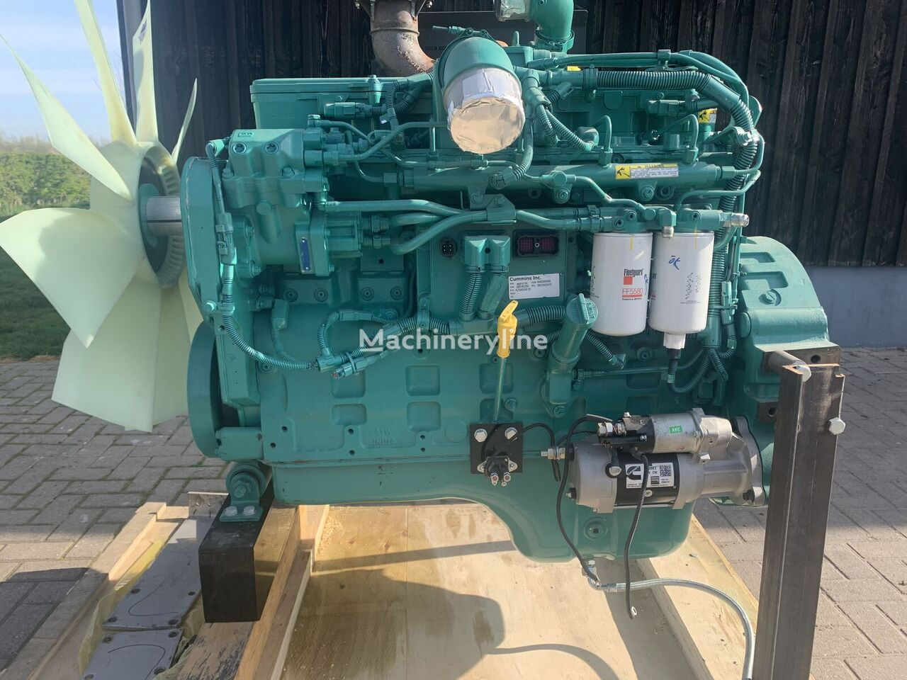 moteur CUMMINS Qsl9 g5 pour autre groupe électrogène neuf