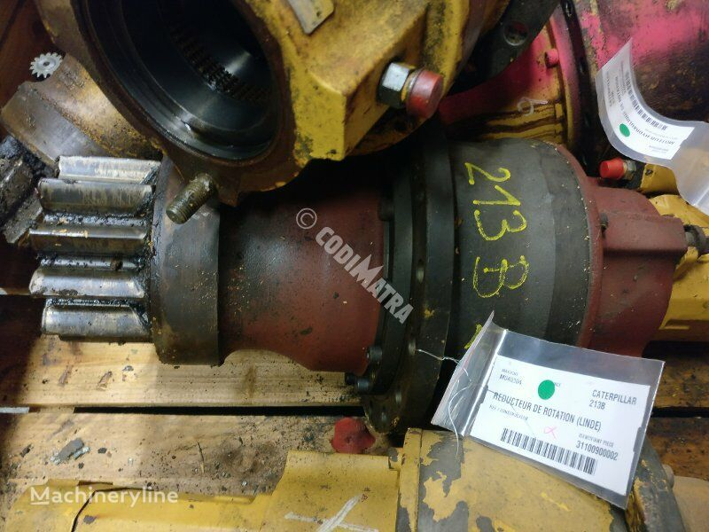 réducteur de rotation CATERPILLAR Reducteur de rotation (linde) pour excavateur CATERPILLAR 213B