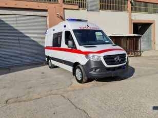 ambulance MERCEDES-BENZ TYPE A  AMBULANCE SPRINTER 317 CDI neuve