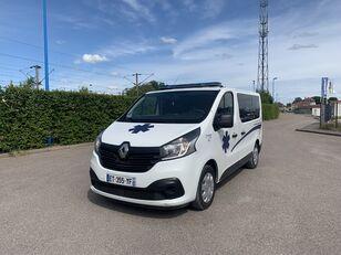 ambulance RENAULT TRAFIC L1H1 125 CV 2018