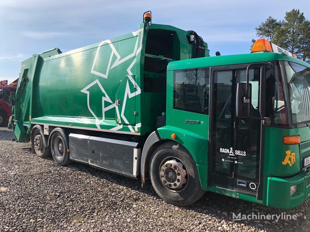 camion poubelle MERCEDES-BENZ ECONIC 2628LL