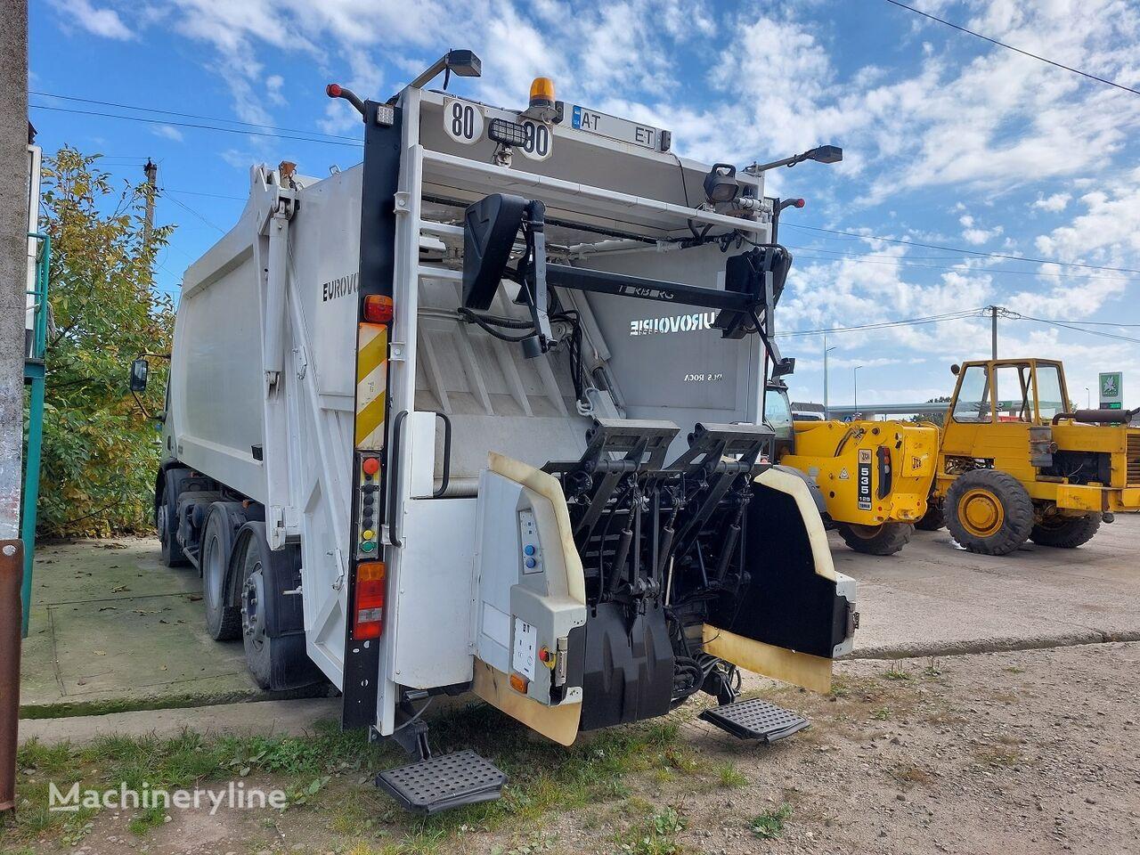 camion poubelle RENAULT Premium 320 Cross RL 22 m3 Svizhiy – V Ukrayini ne pracyuvav