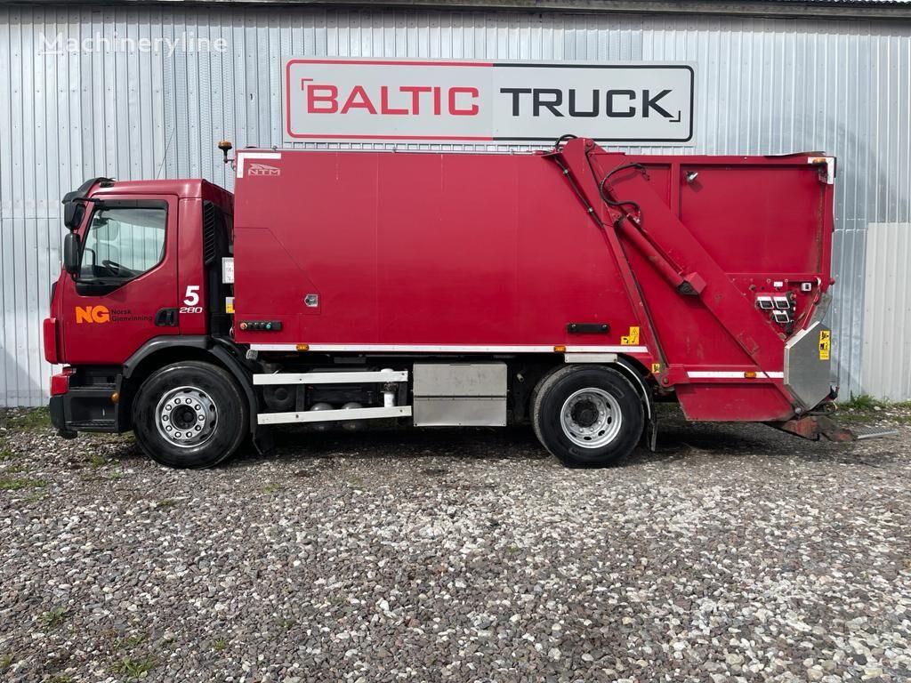 camion poubelle VOLVO FE 280, 4x2
