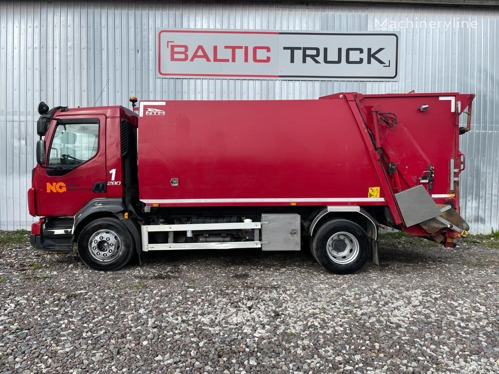 camion poubelle VOLVO FL8 280, 4x2